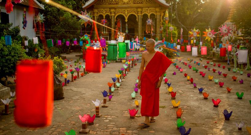 Serenity of Laos