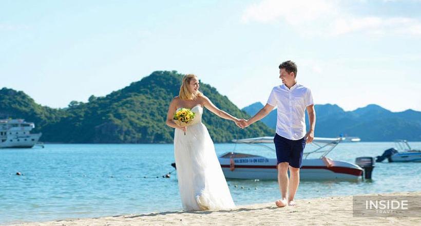 Romantic Honeymoon in Vietnam