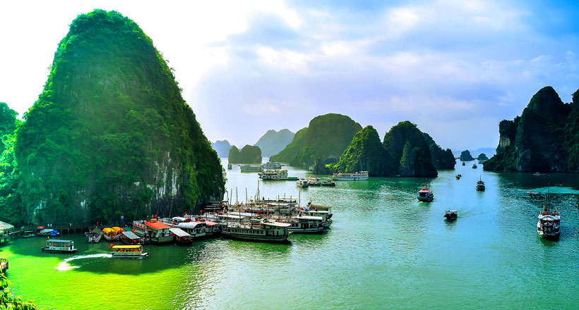 Vietnam Luxury Golf and Sightseeing Tour