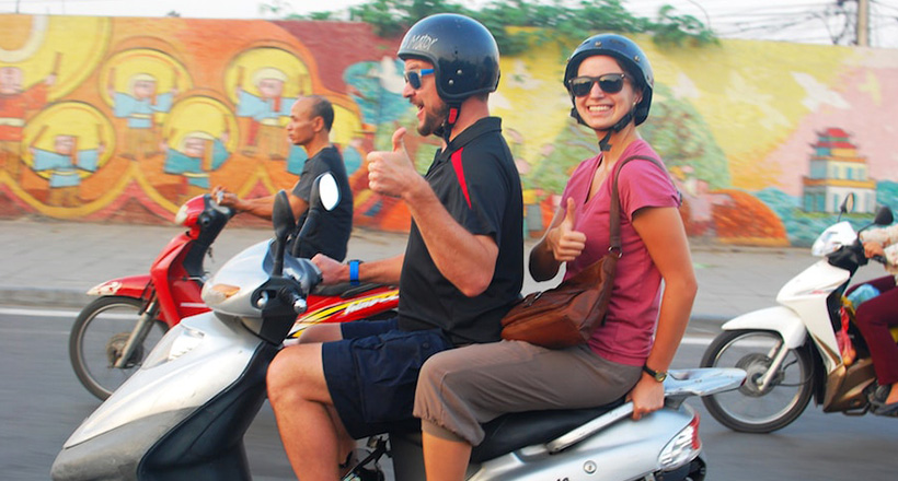 Discover a colorful Vietnam in active ways