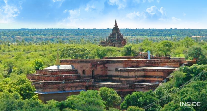 Journey to hidden corners of Bagan