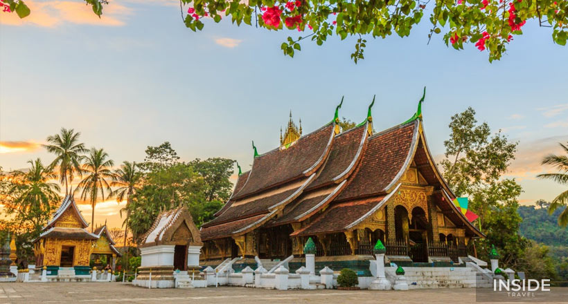 Peaceful getaways to Luang Prabang