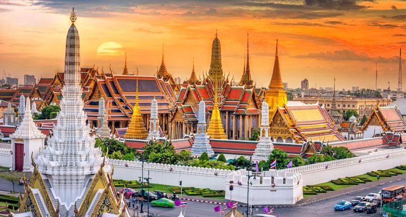 Bangkok City Temple 1 Day Tour