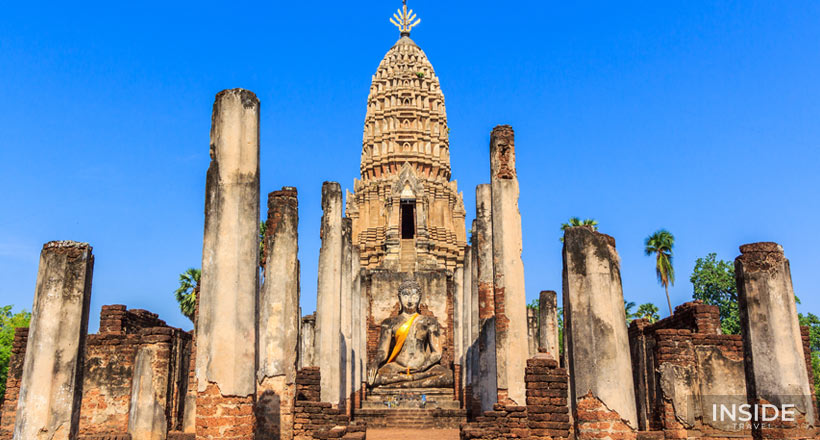 2 Day 1 Night Tour to Sukhothai from Chiang Mai