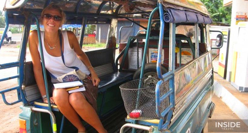 Sweet Honeymoon in Laos