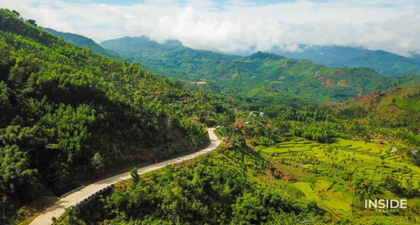 Cycling from Da Lat to Hoi An