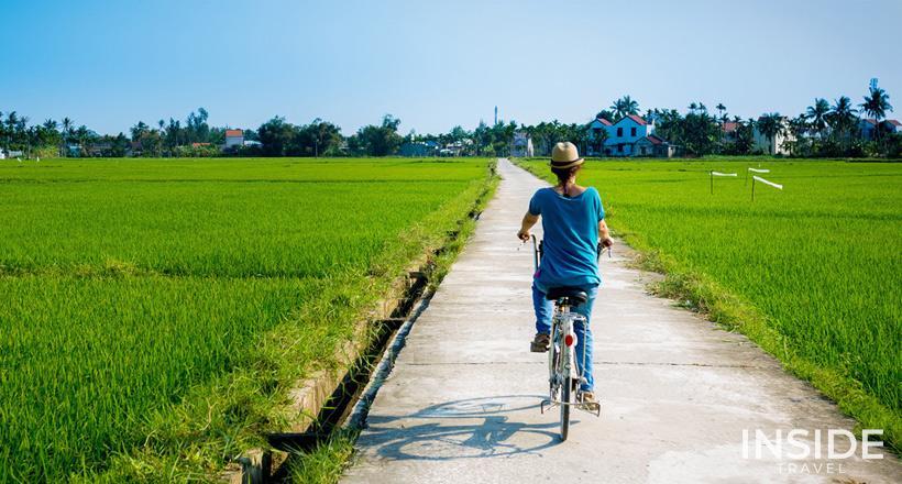 Hoi an countryside cycling tour