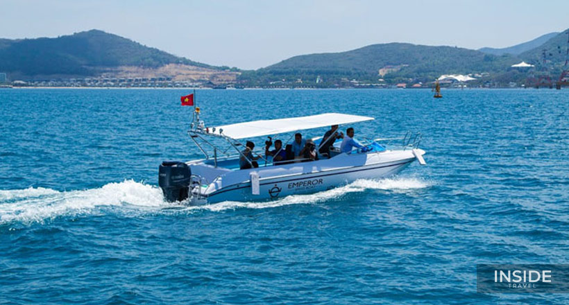 Nha Trang Bay Discovery by speedboat full day