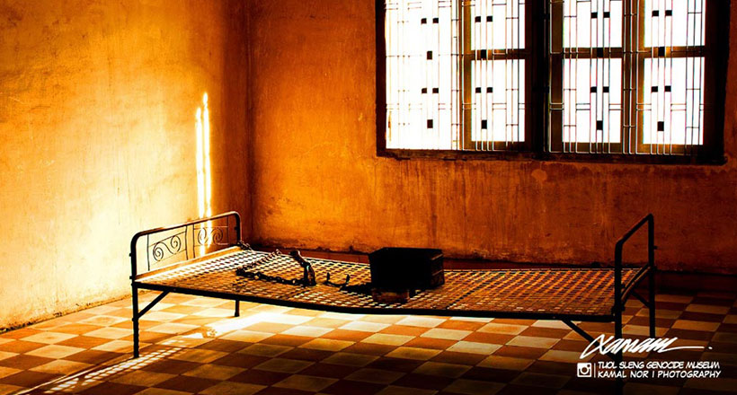 Tuol Sleng Genocide Museum & Russian Market