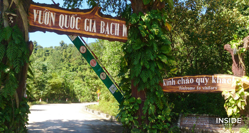 Private Full-Day Bach Ma National Park