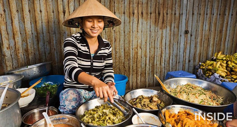 Northern and Central Vietnam Cuisine