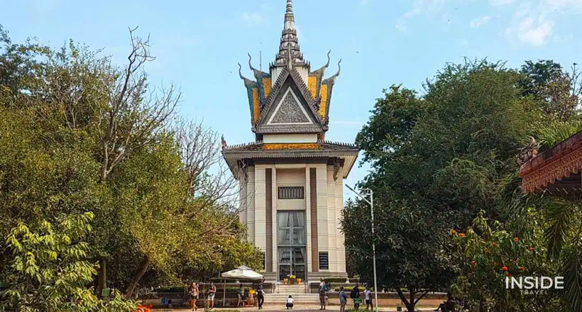Half Day Tour To The Tragic Choeung Ek Killing Fields