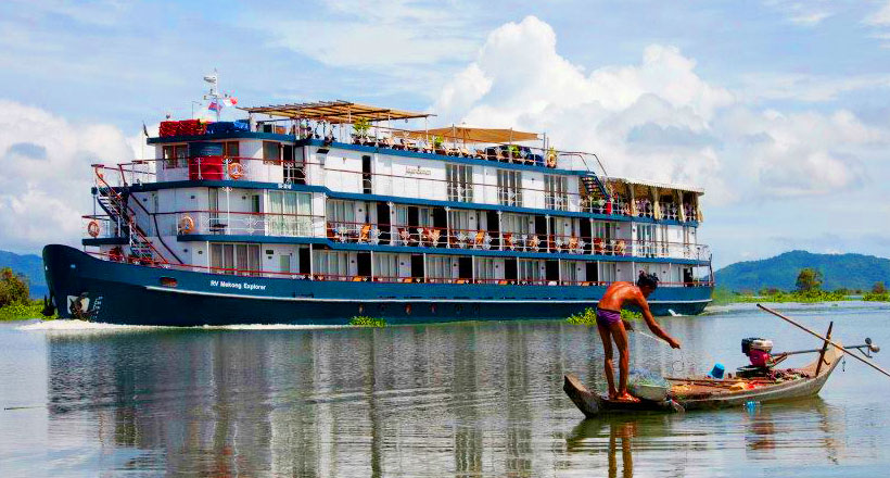 Relaxing Vietnam Holiday & River Cruise to Siem Reap