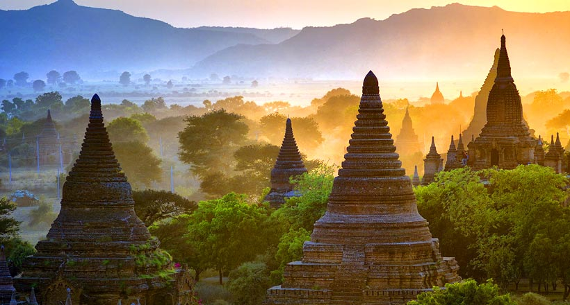 Enchanting journey to Vietnam and Myanmar