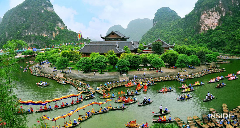 Unique Hoa Lu-Trang An Eco Tourism day tour