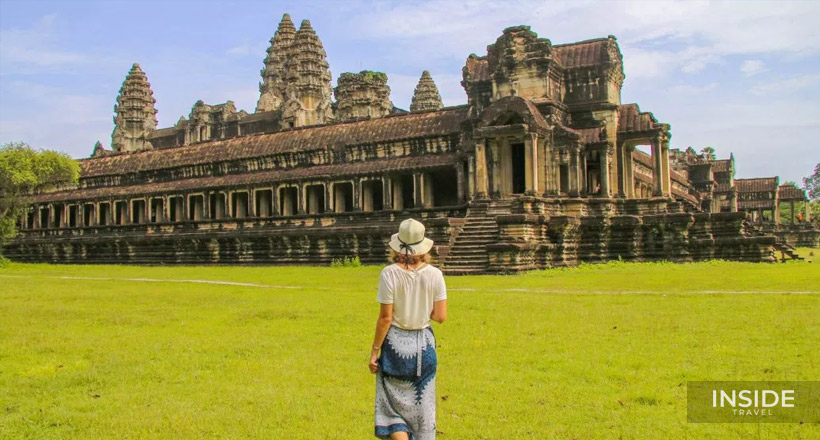 Stunning grace of Cambodia