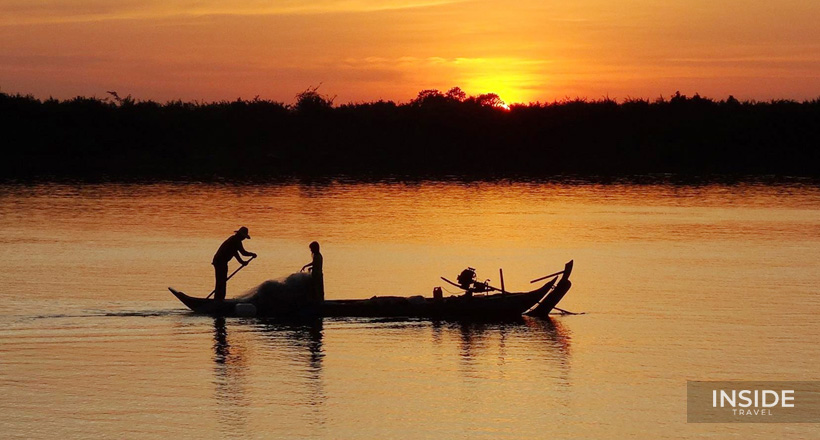 Mekong Sunset Cruise With Catered Dinner