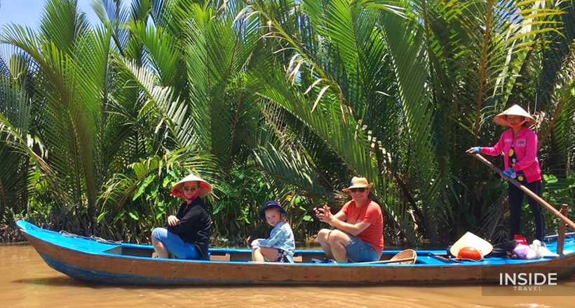 Experience Authentic Mekong Delta by luxury speedboat