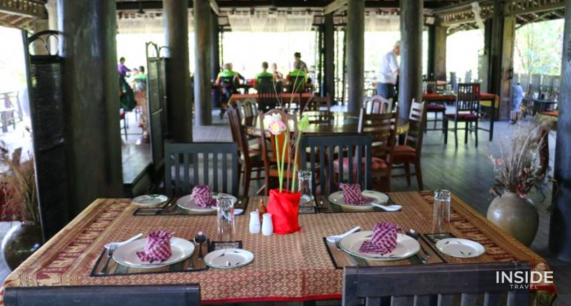 Cycling to Banteay Samre & Banteay Srei Temples