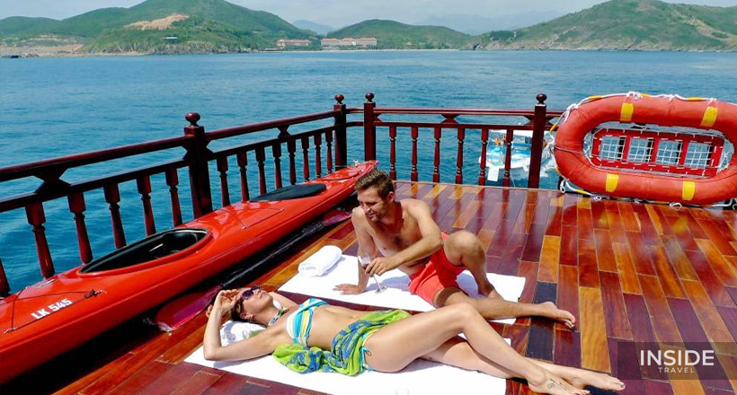 Nha Trang Bay Discovery with Emperor Cruise - SIC tour