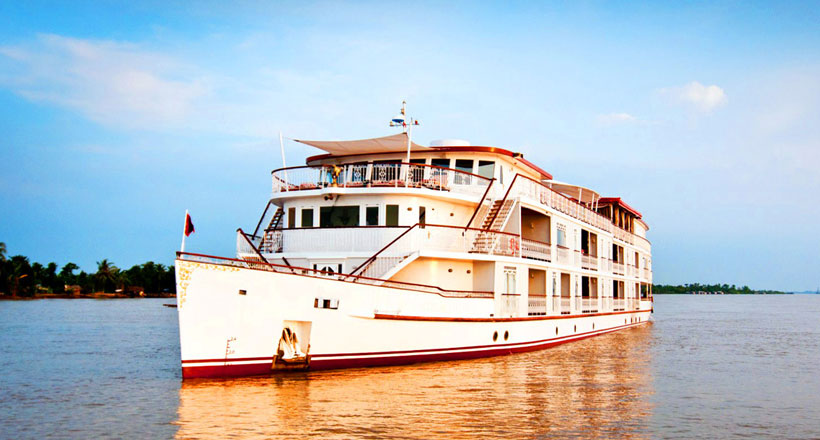 A Memorable Mekong Journey with Jahan Cruise