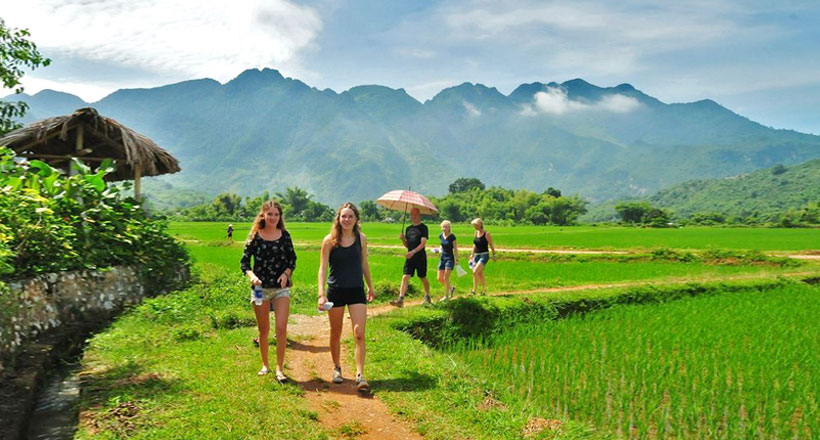 Authentic Ethnic Experience in Mai Chau
