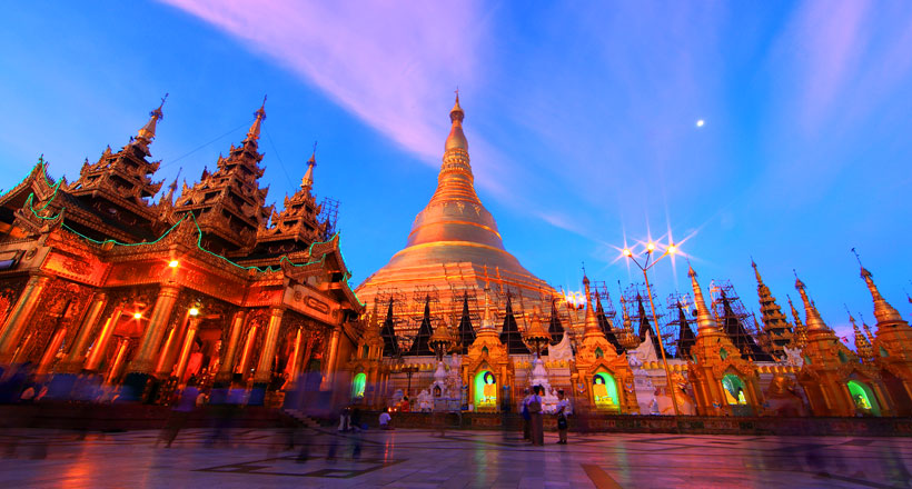 In search of mesmerizing Myanmar