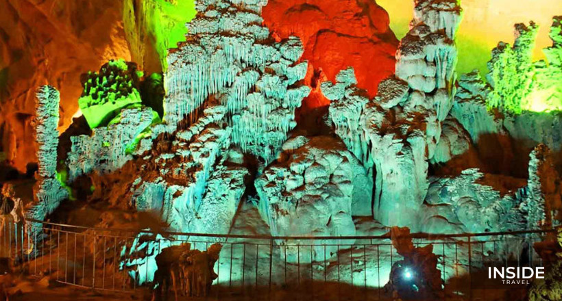 Hue to Paradise Cave 1 Day private tour