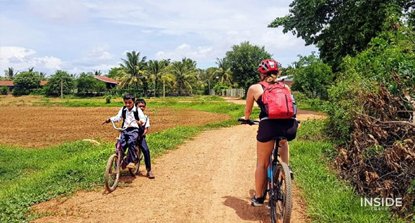 Cycling Routes To Angkor Temples