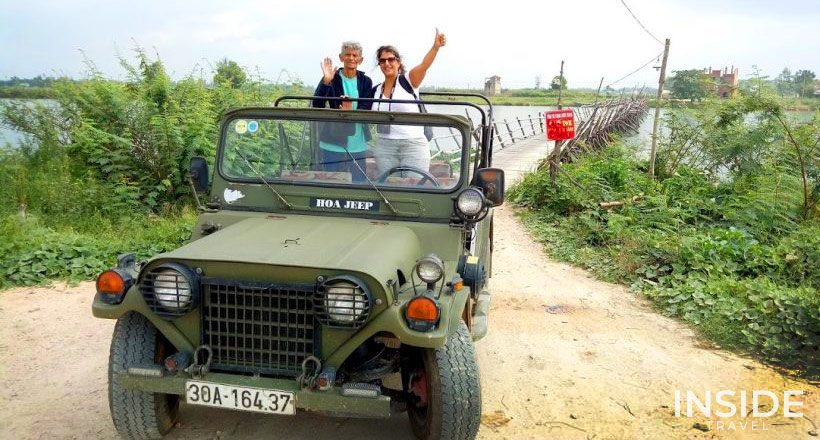 My Son Holy Land & Countryside Jeep tour
