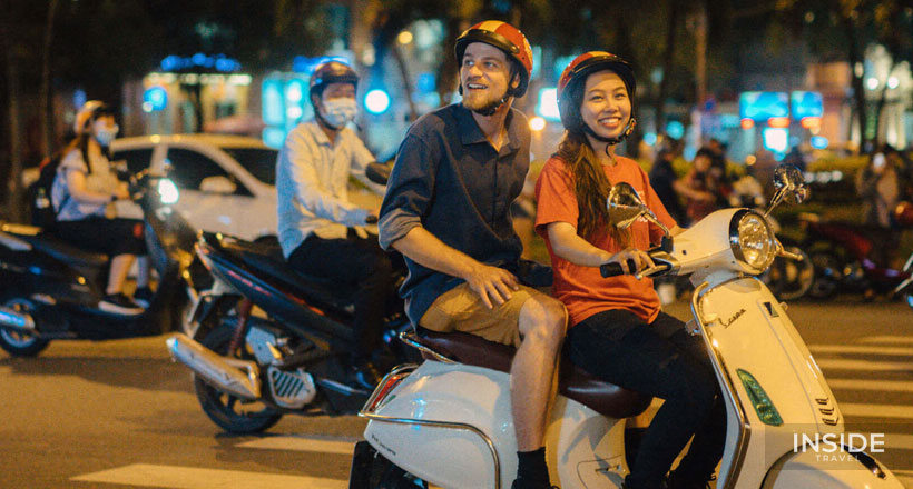 Saigon Street Food Tour By Motobike - SIC