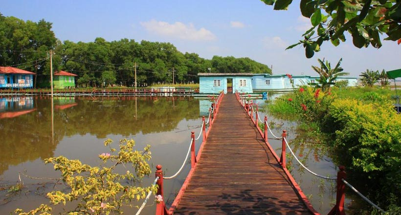 Get lost in Moe Yun Gyi wetland - Paradise of birds