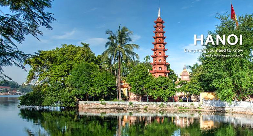 Full-day Hanoi private tour