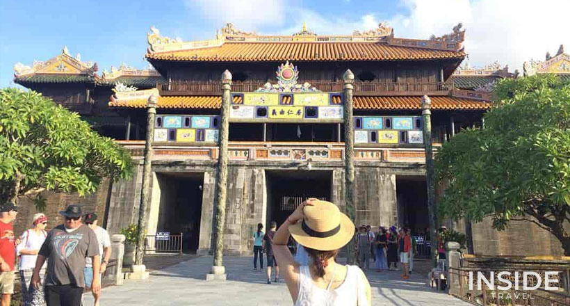 Hue Cycling Tour to Thanh Toan Bridge and Village