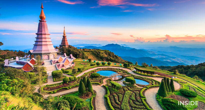 Splendid Thailand Honeymoon Tour