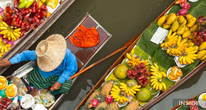 Discover The Real Thailand