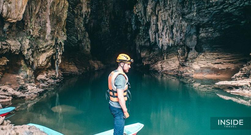 Phong Nha Cave- Mooc Spring- Paradise Cave - Dark Cave 2 days 1 night