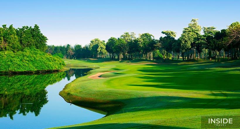 Bangkok City Golf Break