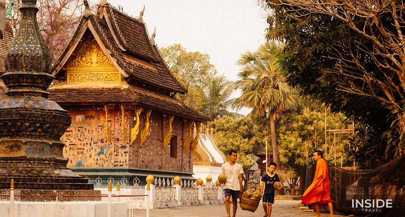 Luang Prabang & Pakse Exploration