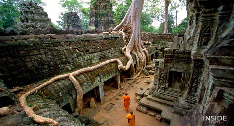 Angkor Golf Tour 5 Days