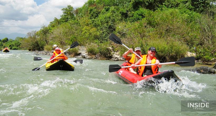 Adventurous Rafting Nha Trang Tour