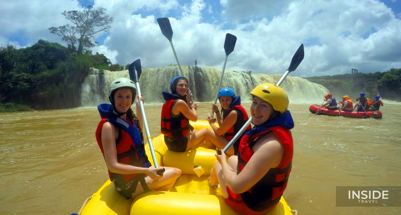 Dalat White River Rafting