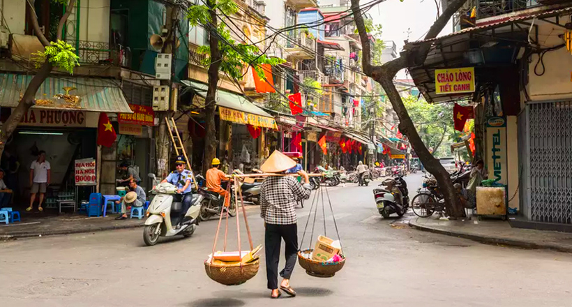 Beatific vacations to Vietnam heritages and beaches