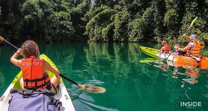 2 Days 1 Night Khao Sok Jungle Discovery