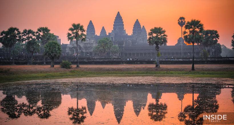Cambodia Land & Beach Getaway