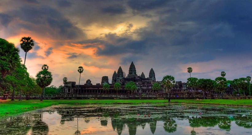 Along the heritages of Vietnam & Cambodia