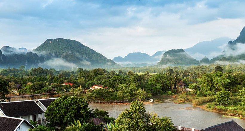 Glorious charm of Indochina