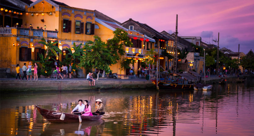 Discover the Central of Vietnam