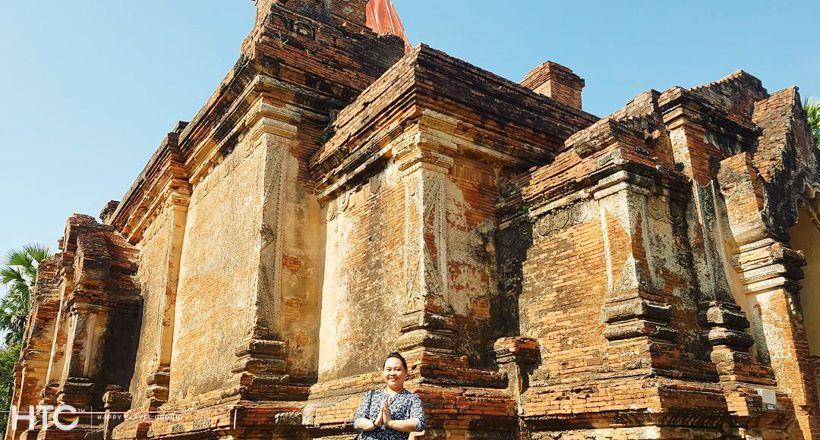 Journey to hidden corners of Bagan
