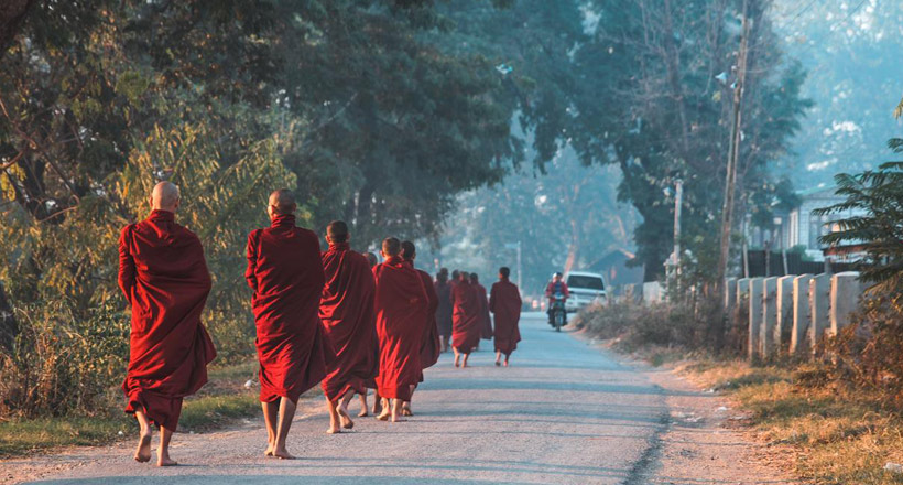A wealth experience in the enchanting Myanmar